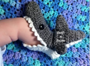 Baby Booties from stacie71